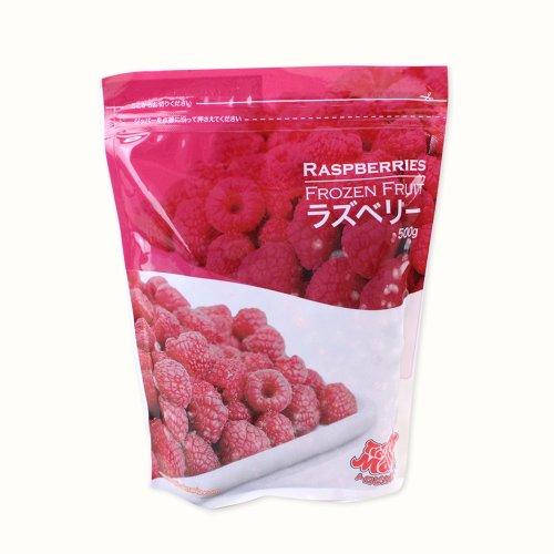 冷凍フルーツ ラズベリー トロピカルマリア 500g