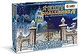 CRAZE Premium Advent Calendar 24720 Calendario de adviento de Navidad 2020 Exit Challenge Juego de Escape niños con contenidos y Juguetes emocionantes, Color Play Set