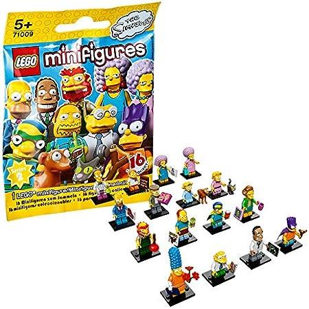 LEGO The Simpsons - Bustine Mini Figure, Serie 2