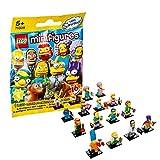 Lego 71009 - Minifigures: The Simpsons, edición 2 (71009) - L.Minifiguras Simpson edic.2 (60)