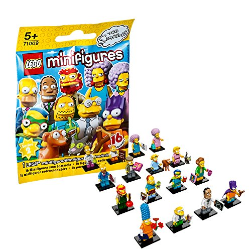 Lego 71009 - Minifigures: The Simpsons, edición 2 (71009) - L.Minifiguras Simpson edic.2 (60)