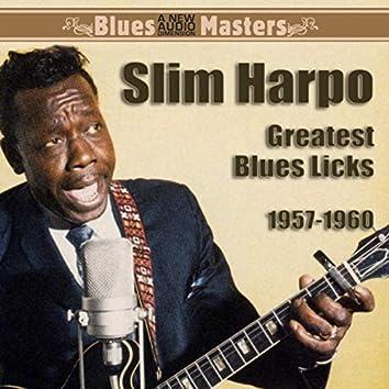 Greatest Blues Licks (1957-1960)