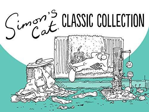 Le chat de Simon - recueil classique