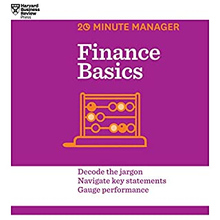Finance Basics cover art