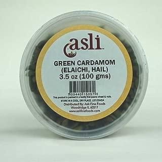 Asli Green Cardamom Pods - 100 gms