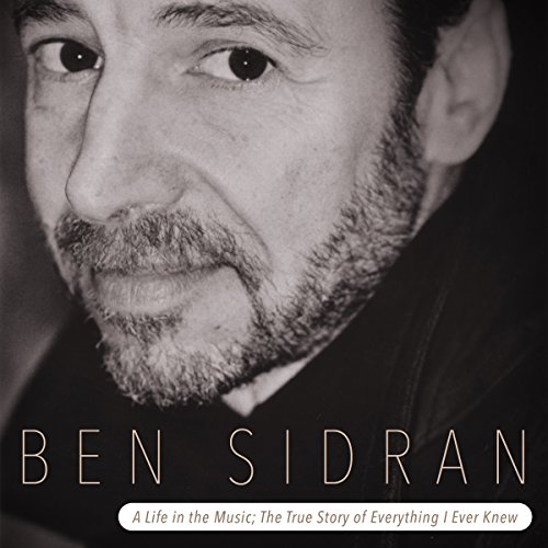 Ben Sidran audiobook cover art