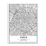 Lolobeauty Nordic Minimalist World Famous Stadtplan