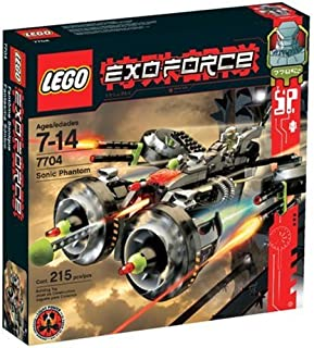 LEGO Exo-Force Sonic Phantom
