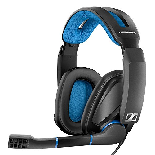 Sennheiser GSP 300 - Closed Back Gaming Headset for PC, Mac, PS4 and Xbox One (Renewed)