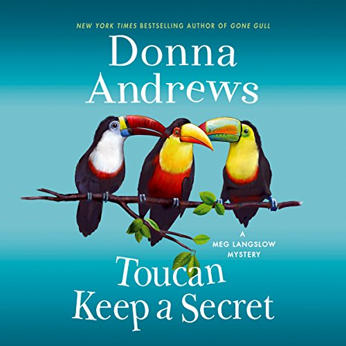 Toucan Keep a Secret audiobook cover art