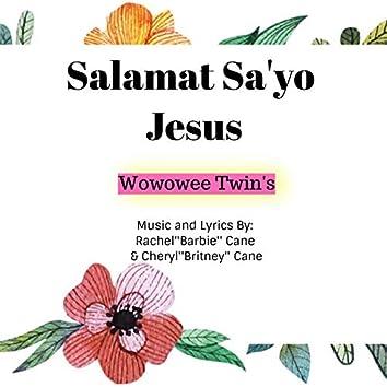 Salamat Sa'yo Jesus