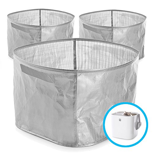 Modkat Katzentoilettenauskleidung (Type A) - 3 Pack