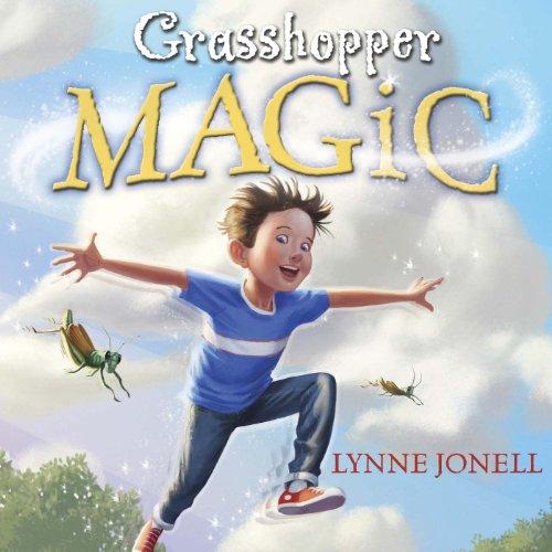 Grasshopper Magic audiobook cover art