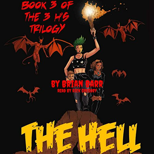 The Hell audiobook cover art