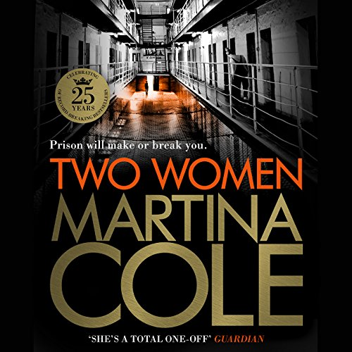 Two Women audiobook cover art