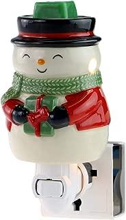 Best snowman plug in wax warmer Reviews