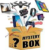 ZT Caja de Regalo Misterio Caja de Sorpresa de Caja, Existe la Posibilidad de Abrir el Cuadro Sorpresa para Productos electrónicos, Fitness, Deportes y Productos Deportivos.Todo es Posible (al Azar)