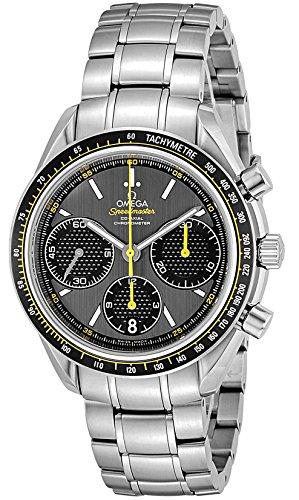 [オメガ] 腕時計 スピードマスター グレー文字盤 コーアクシャル自動巻 クロノグラフ 326.30.40.50.06.001 ...