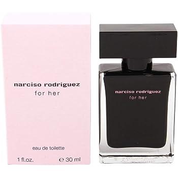 Narciso Rodriguez 140434 - Agua de tocador vaporizador para mujeres, 100 ml: Amazon.es: Belleza