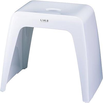 アスベル 風呂椅子 リアロ 高さ35cm Ag 抗菌 ホワイト