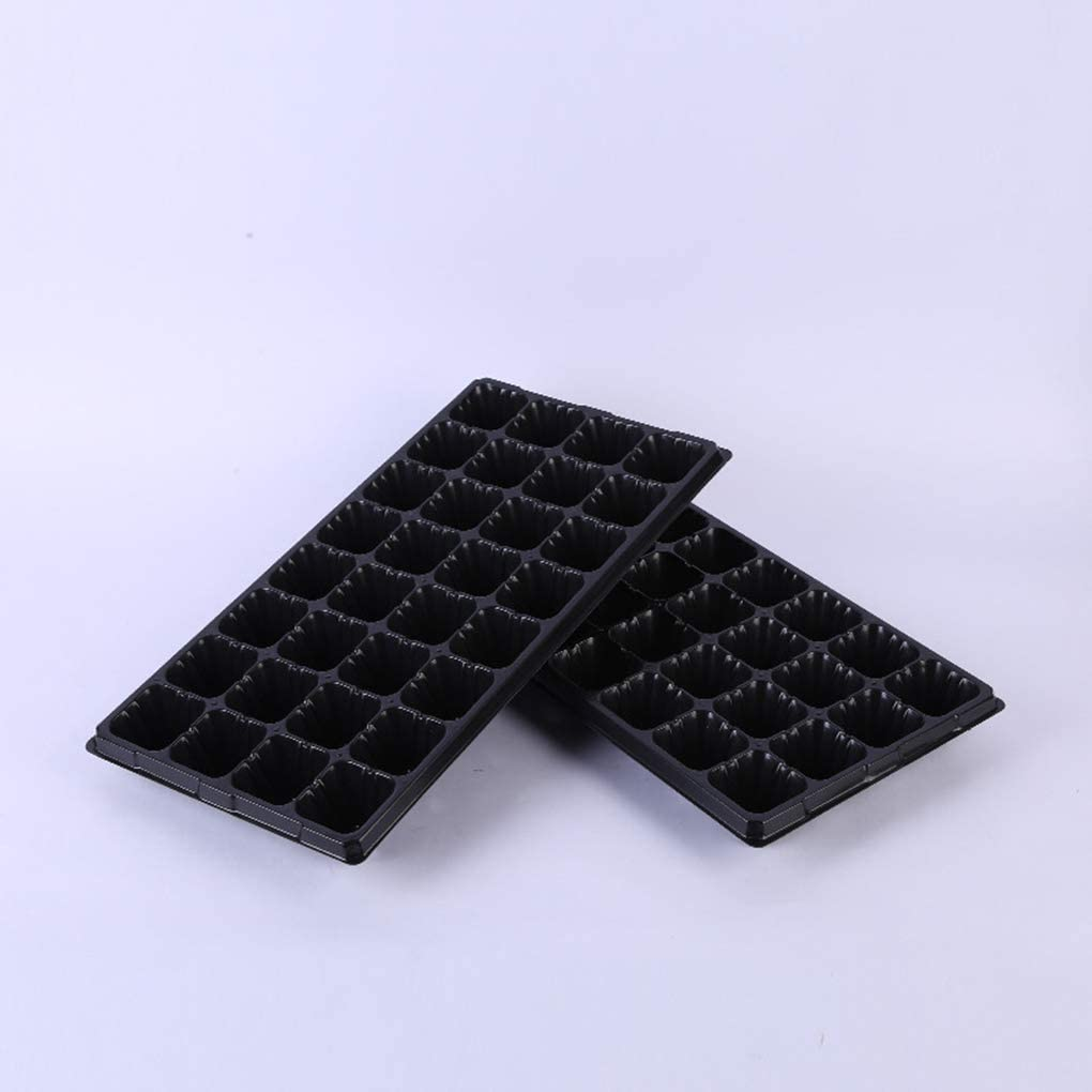Planta de semillero Vegetal Succulent Brotes Plana Placa no porosa Placa Bosque de pl/ántulas Espesamiento de plantaci/ón Bandeja