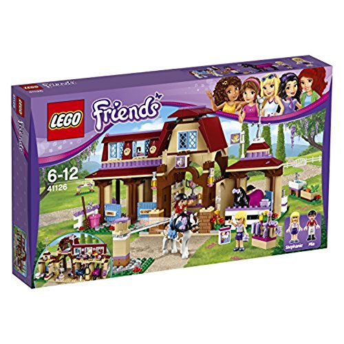 LEGO Friends - Club de Equitación de Heartlake (41126)