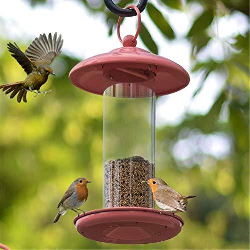 YUEHAI wasserdichte Im Freien Hängen Wilden Vogel Feeder, Vogel Feeder für die Garten, für Garten Dekoration Und Vogel Beobachten Für Vogel Liebhaber