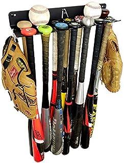 Baseball Bat Holder PU Leather Equipment Carrying Case Hanging Shoulder Strap YU
