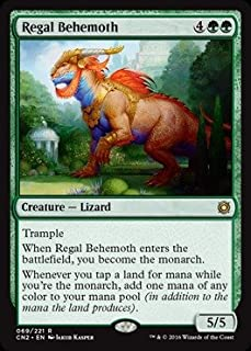 mtg regal behemoth