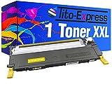 PlatinumSerie® 1x cartucho de tóner compatible con Samsung CLP-320 Yellow CLP-320 N CLP-320 Series CLP-325 CLP-325 N CLP-325 W CLX-3180 CLX-3185 CLX-3185 FN CLX-3185 FN CLX-3185 FW CLX-3185