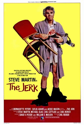 The Jerk 27x40 Movie Poster (1979)