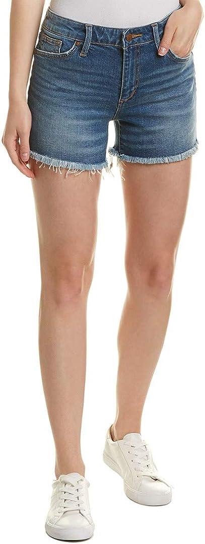 Joe's Jeans Womens Janette Denim Short Cutoff Shorts