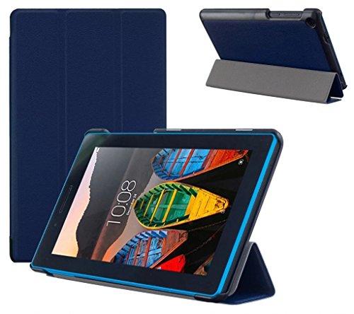 NINFOR Funda para Lenovo Tab 3 7' Essential (710F) Color Azul Marino