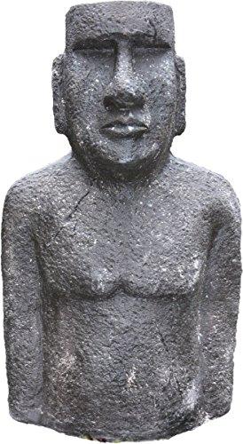 Statuette de Pâques Moai 40 x 25 x 73 cm 124110e