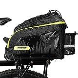 Rhinowalk Bike Bag Bike Trunk Bag Bike Pannier Bag 17L,(for Bicycle Cargo Rack Saddle Bag...