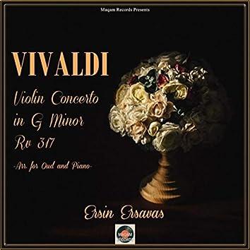 Vivaldi: Violin Concerto in G Minor, Rv 317 (Arr. for Oud and Piano)