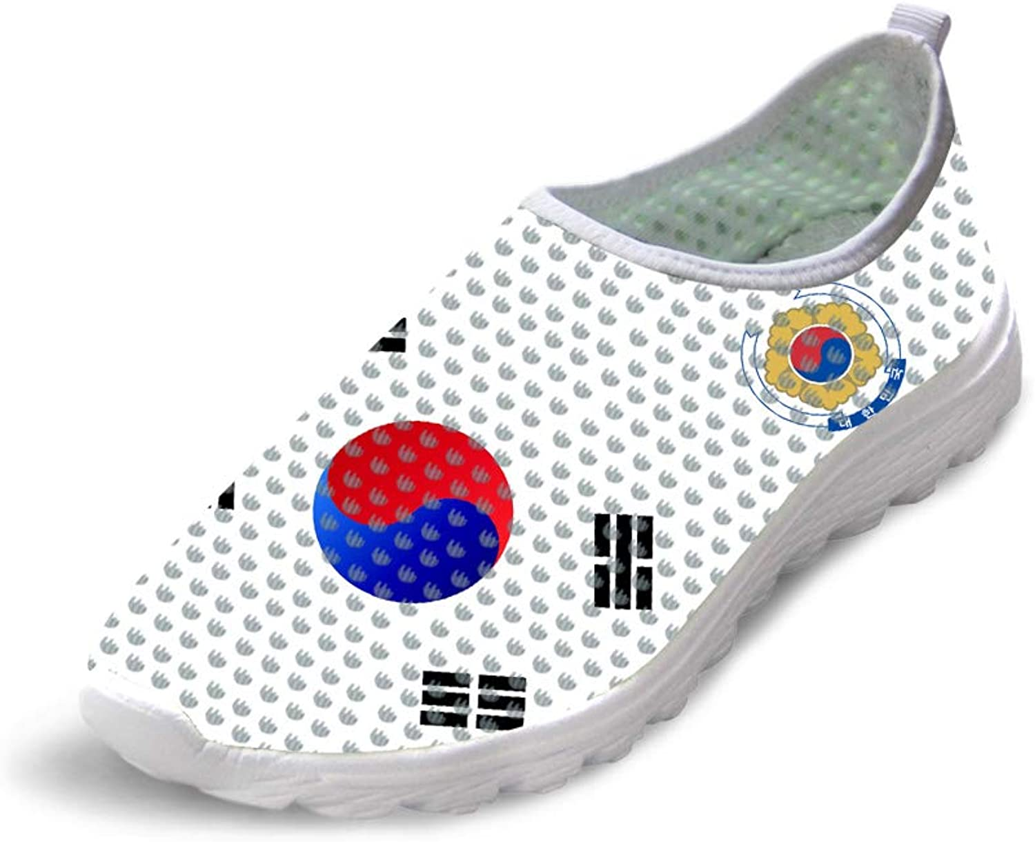 Owaheson Trail Runner Running shoes Casual Sneakers Korea Flag National Emblem