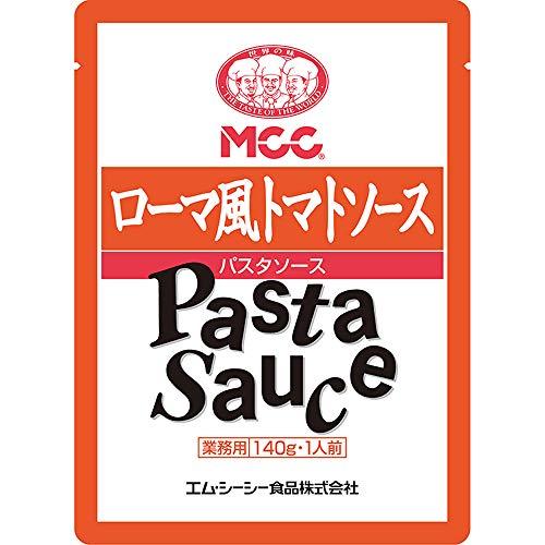 MCC 業務用 ローマ風トマトソース 140g×30個