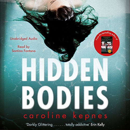 Hidden Bodies audiobook cover art