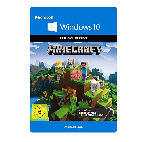 Minecraft Windows 10 Starter Collection | Windows 10 - Download Code