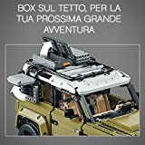 Immagine 1 lego technic land rover defender