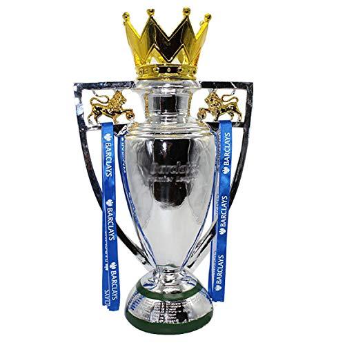 WESEAZON Trofeo de la Copa Mundial de fútbol Premier League Football Championship Trofeo Campeón Copa Barclays Cup electroplacando Superficie Resina Souvenir 15cm 32CM 44cm,15cm