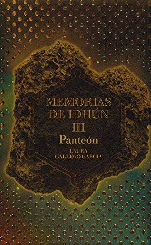 Memorias de idhun iii: panteón: 3 (Memorias de Idhún)