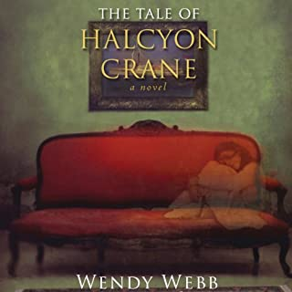 The Tale of Halcyon Crane cover art