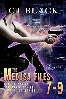 The Medusa Files Collection: Books 7, 8, and 9 by [C.I. Black]