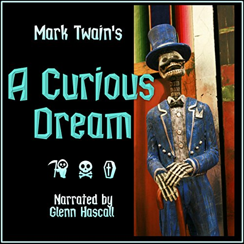 A Curious Dream audiobook cover art