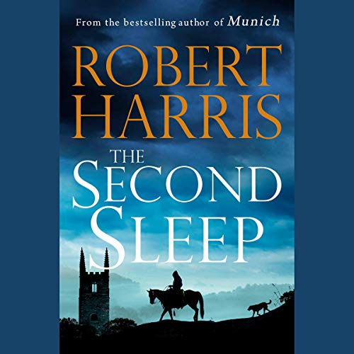 The Second Sleep audiobook cover art
