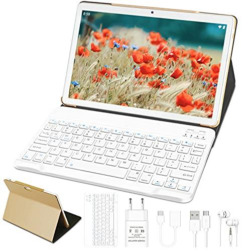 Tablet 10 Pollici 4GB RAM 64GB ROM Android 10 Pro GOODTEL Tablets Doppia SIM | Doppia Fotocamera...