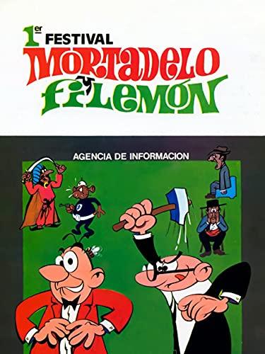 Primer festival de Mortadelo y Filemón, agencia de información