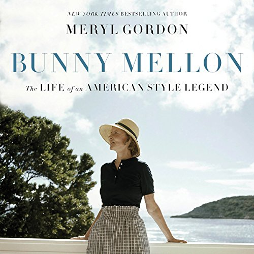 Bunny Mellon audiobook cover art